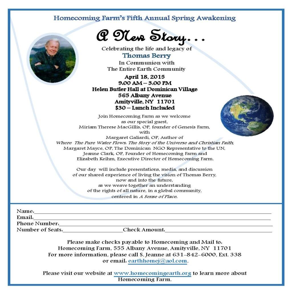 Spring Awakening Thomas Berry_2015 Powerpoint_Revised for OLQM